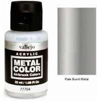 Pale Burnt Metal