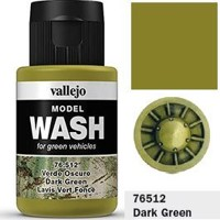 Dark Green Wash