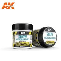 SNOW MICROBALLONS 100 ml
