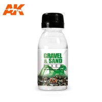 GRAVEL AND SAND FIXER 100 ml