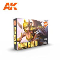 NMM (NON METALLIC METAL) GOLD