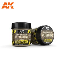 SPLATTER EFFECTS WET GROUND 100ML