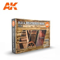 OLD & WEATHERED WOOD VOL 1